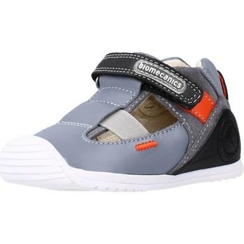 Schuhe Jungen Derby-Schuhe & Richelieu Biomecanics 202135 Grau