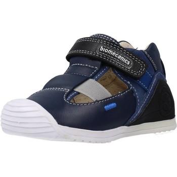 Schuhe Jungen Derby-Schuhe & Richelieu Biomecanics 202135 Blau