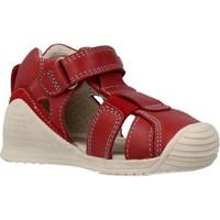 Schuhe Jungen Sandalen / Sandaletten Biomecanics 202140 Rot