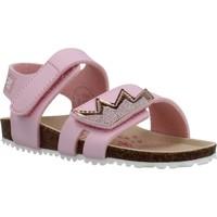 Schuhe Mädchen Sandalen / Sandaletten Garvalin 202662 Rosa