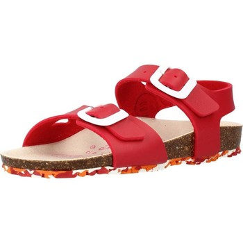 Schuhe Mädchen Sandalen / Sandaletten Garvalin 202663 Rot