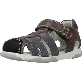 Schuhe Jungen Sandalen / Sandaletten Garvalin 202331 Grau