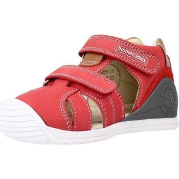 Schuhe Jungen Sandalen / Sandaletten Biomecanics 202144 Rot
