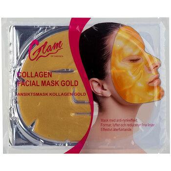 Beauty Damen Serum, Masken & Kuren Glam Of Sweden Mask Gold Face 60 Gr 60 g