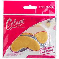 Beauty Damen Serum, Masken & Kuren Glam Of Sweden Mask Gold Eye 8 X 2 Gr 8 x 2 g
