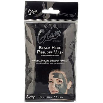Beauty Damen Serum, Masken & Kuren Glam Of Sweden Mask Black Head Peel Off 3 X 8 Gr 3 x 8 g
