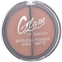 Beauty Damen Blush & Puder Glam Of Sweden Bronzing Powder 8 Gr 8 g