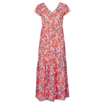 Kleidung Damen Maxikleider Betty London ODE Rot / Multicolor