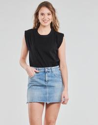 Kleidung Damen Tops / Blusen Yurban OPOULI Schwarz