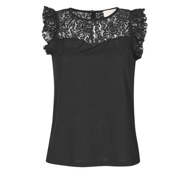 Kleidung Damen Tops / Blusen Moony Mood OTTIA Schwarz