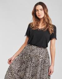 Kleidung Damen Tops / Blusen Moony Mood OTUIDE Schwarz