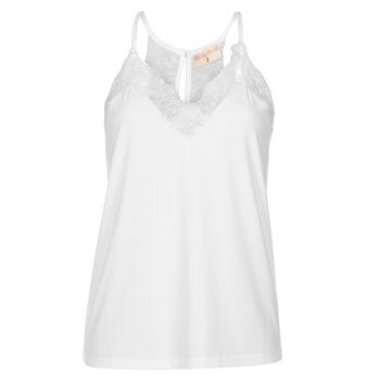 Kleidung Damen Tops / Blusen Moony Mood OTOP Weiss