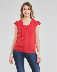 Kleidung Damen Tops / Blusen Moony Mood OPAK Rot