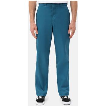 Kleidung Herren Chinohosen Dickies Orgnl 874work pnt Blau