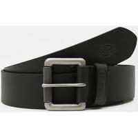 Accessoires Herren Gürtel Dickies South shore leather belt Schwarz