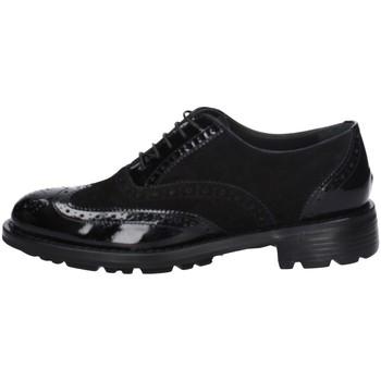Schuhe Damen Richelieu Campanile CAM01 SCHWARZ