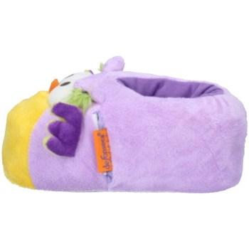 Schuhe Jungen Babyschuhe De Fonseca LIGHTUP 1 LILA