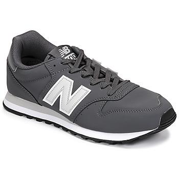 Schuhe Herren Sneaker Low New Balance 500 Grau
