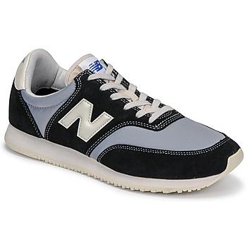 Schuhe Herren Sneaker Low New Balance 100 Blau / Schwarz