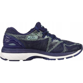 Schuhe Damen Laufschuhe Asics Gelnimbus 20 Dunkelblau