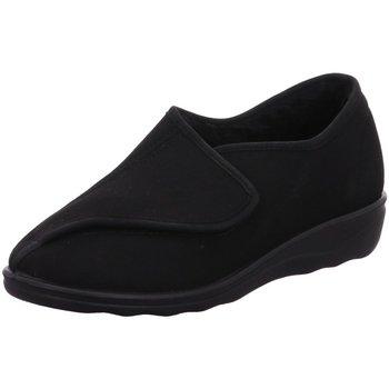 Schuhe Damen Hausschuhe Romika Westland 28905102/100 schwarz