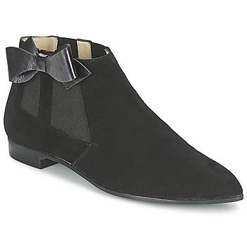 Schuhe Damen Boots Paco Gil PECANTI Schwarz