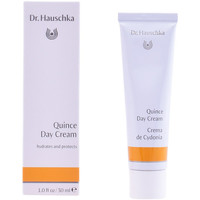 Beauty Damen Accessoires Gesicht Dr. Hauschka QUINCE DAY CREAM HYDRATES AND PROTECTS 30ML