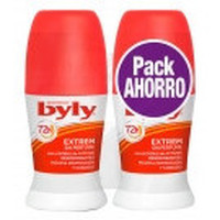 Beauty Deodorant Byly EXTREM 72H DEOROLLER TWO UNITS