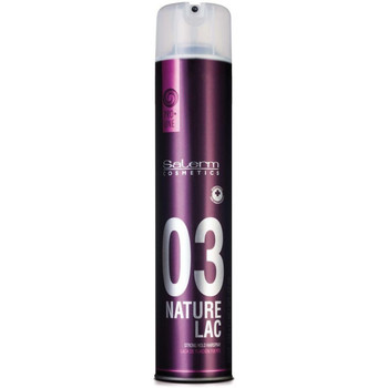 Beauty Accessoires Haare Salerm STRONG HOLD HAIRSPRAY LAC NATUR 650ML