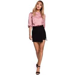 Kleidung Damen Röcke Moe M515 Skorts - schwarz