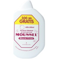 Beauty Badelotion Moussel DERMO HYDRATISIERENDE CREME DOUCHE GEL 900ML