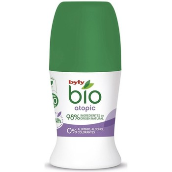 Beauty Deodorant Byly NAT?RLICHES BIO 0% ATOPISCHES DEODORANT ROLL-ON 50ML