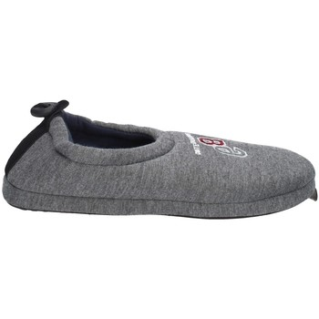 Schuhe Herren Hausschuhe De Fonseca AOSTA M415 F GRAU