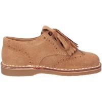 Schuhe Jungen Derby-Schuhe Eli 1957 2481 COGNAC French shoes Kind COGNAC COGNAC