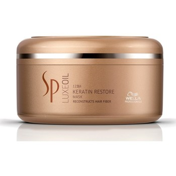 Beauty Accessoires Haare System Professional SP LUXE OIL KERATINE RESTORE MASK 150ML