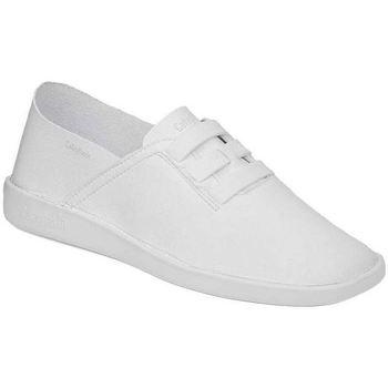 Schuhe Damen Sneaker Low CallagHan IN FRAUENSCHUHEN WEISS