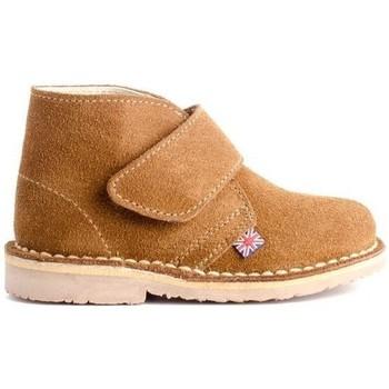 Schuhe Kinder Boots Colour Feet MOGAMBO-V Braun
