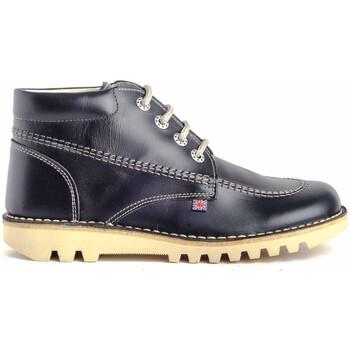 Schuhe Kinder Boots Colour Feet TUHARI Blau