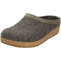 Schuhe Herren Pantoffel Haflinger 713001-04 grau