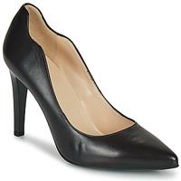 Schuhe Damen Pumps NeroGiardini BASTI Schwarz