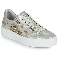 Schuhe Damen Sneaker Low NeroGiardini EDDY Gold