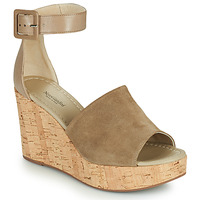 Schuhe Damen Sandalen / Sandaletten NeroGiardini NORWAY Maulwurf