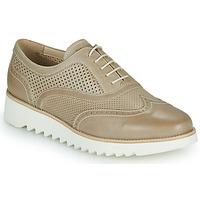 Schuhe Damen Derby-Schuhe NeroGiardini SUZZE Beige