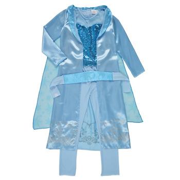 Kleidung Mädchen Verkleidungen Fun Costumes COSTUME ENFANT PRINCESSE DES NEIGES Multicolor