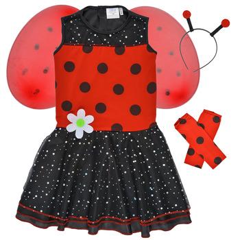 Kleidung Mädchen Verkleidungen Fun Costumes COSTUME ENFANT BIRDIE BEETLE Multicolor