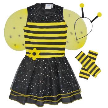 Kleidung Mädchen Verkleidungen Fun Costumes COSTUME ENFANT BEE BEE Multicolor