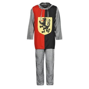 Kleidung Herren Verkleidungen Fun Costumes COSTUME ADULTE SIR GAWAIN Multicolor