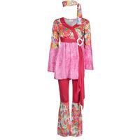 Kleidung Damen Verkleidungen Fun Costumes COSTUME ADULTE HAPPY DIVA Multicolor