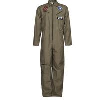 Kleidung Herren Verkleidungen Fun Costumes COSTUME ADULTE PILOTE JET Multicolor