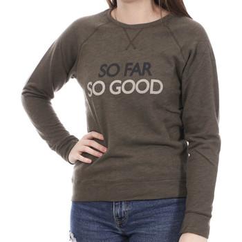 Kleidung Damen Sweatshirts Banana Moon BM-KEATS Grün